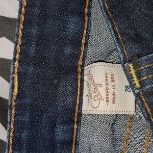 Tire religion jeans